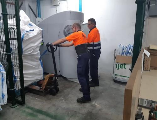 Ataretaco inicia el servicio de Destrucción Segura y Confidencial de Documentación
